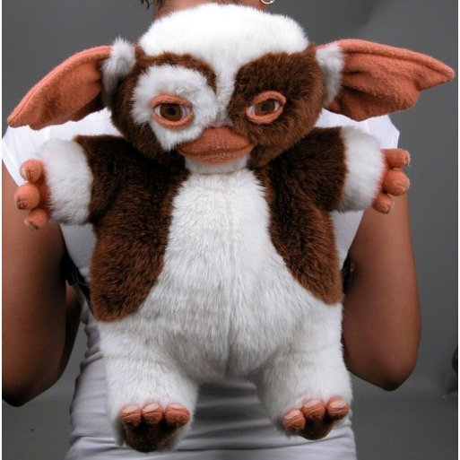 Gremlins Gizmo Backpack Plush Doll