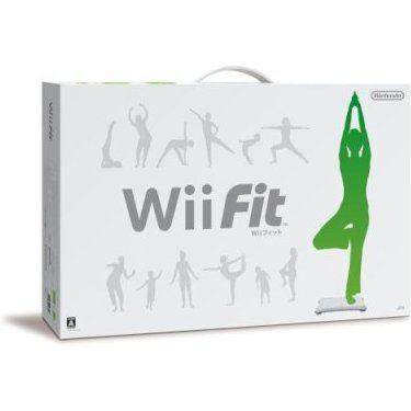Wii Fit (w/ Wii Board)