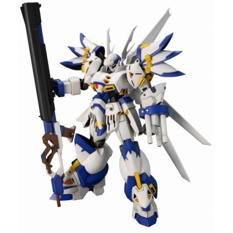 Super Robot Wars:Original Generations Scale 1/144 Fine Model Kit: PTX-007-03C Weibritter (Re-run)