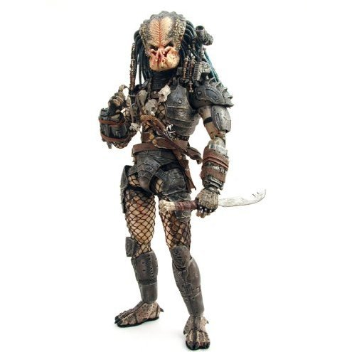 Movie Masterpiece Predator 2 1/6 Scale Pre-Painted Fully Poseable Model: Elder Predator