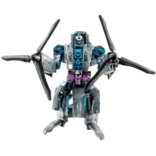 The Movie All Spark Power - Transformers Pre-Painted Figure: MD-22 Incinerator