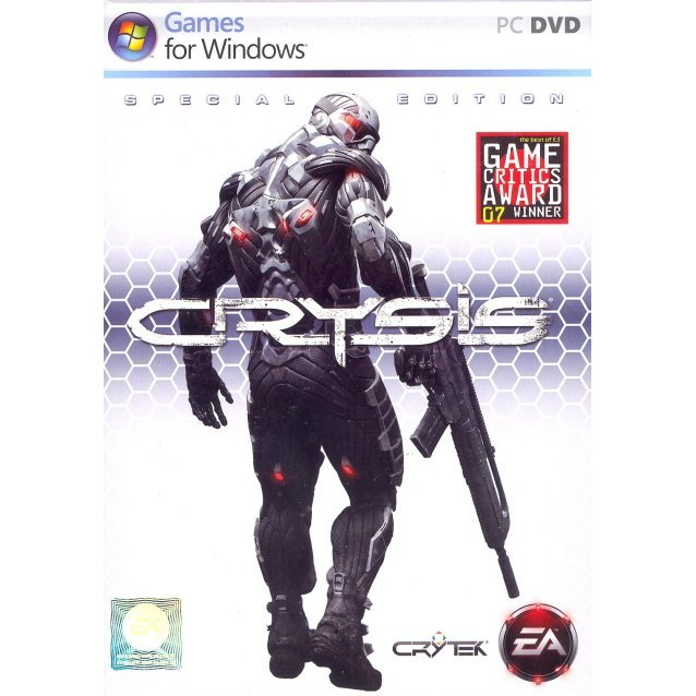 Crysis Collector's Edition (DVD-ROM)