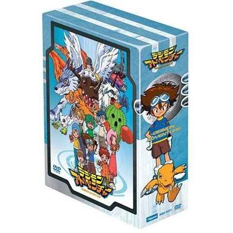 Digimon Adventure DVD Box