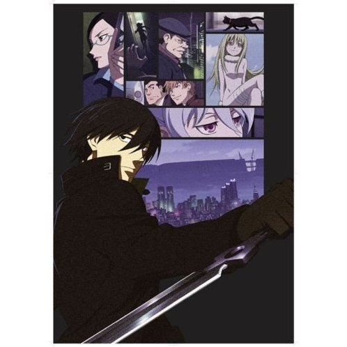 Darker Than Black - Kuro No Keiyakusha - 6