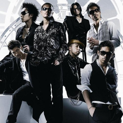 Exile Love [Jacket A CD+2DVD]