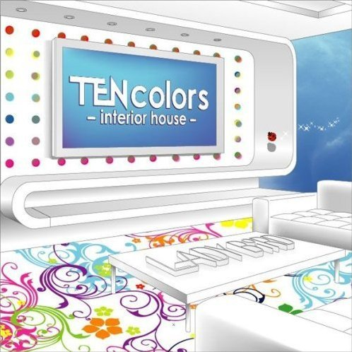 Ten Colors -Interior House-