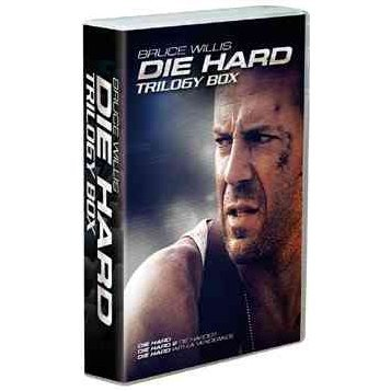 Die Hard Trilogy Box [DVD+Die Hard Special Disc Limited Edition]