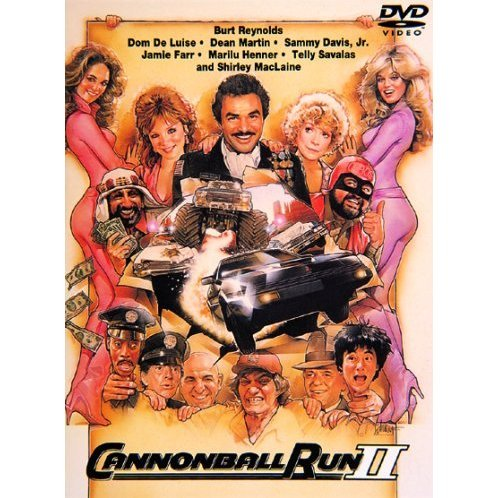 The Cannonball Run 2 [Limited Pressing]
