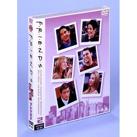 Friends: The Fourth Season Set 2 [Limited Pressing]
