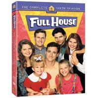Full House Sixth Season Collector's Box