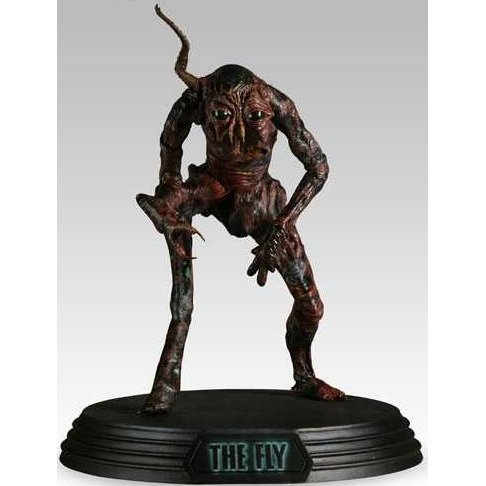 The Fly Collectibles - Fly II 1/6 Scale Pre-Painted Polystone Figure: Brundlefly