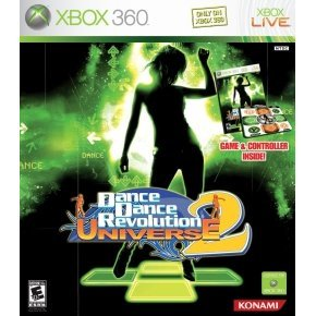 Dance Dance Revolution Universe 2 Bundle (w/ Dance Mat)