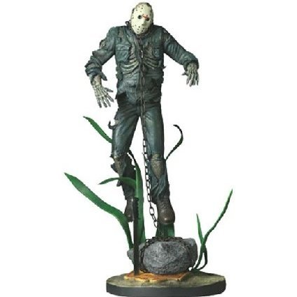 Friday The 13th Part VII Scream Scene Figure: Jason