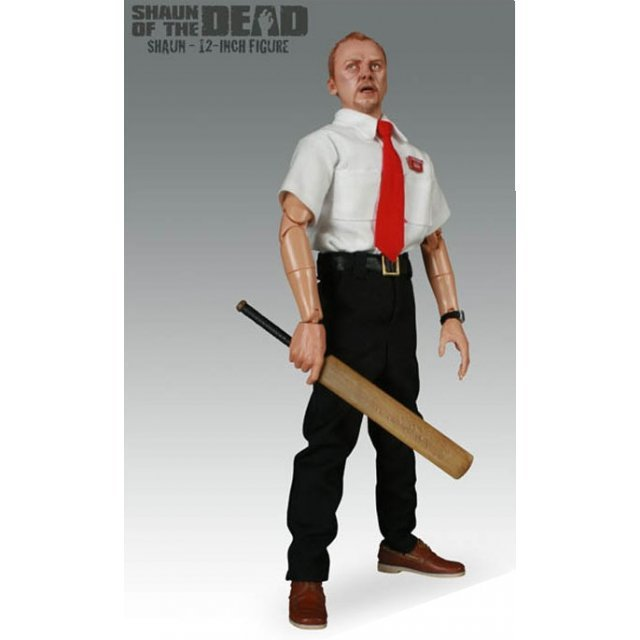 Shaun of the Dead Pre-Painted Action Figure: Shaun