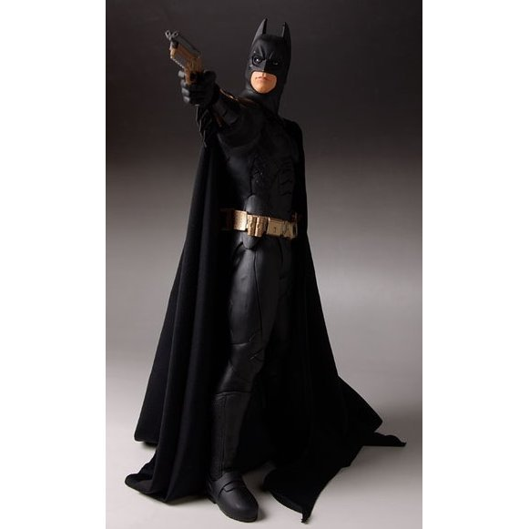 Batman Returns - Batman 1/6 Scale Pre-Painted Figure: Batman in CG