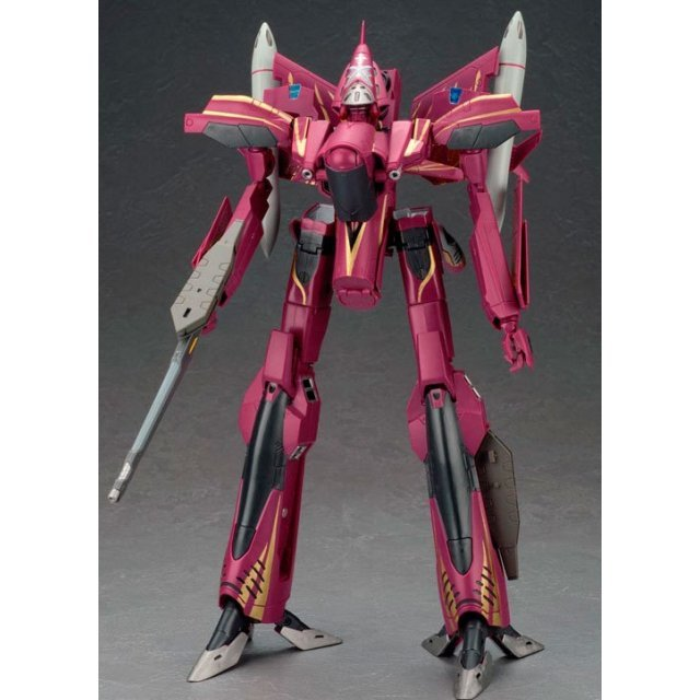 Macross Zero Perfect Transformation 1/60 Scale Pre-Painted PVC Figure: SV-51r Nora Type