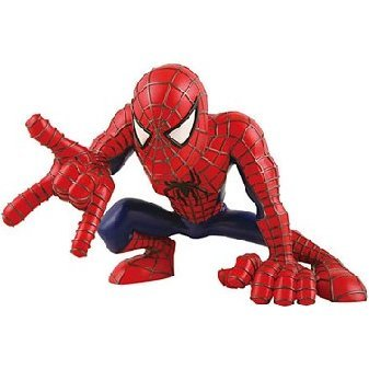 Spiderman 3 Vinyl Collectible Doll Non Scale Pre-Painted Figure: Spider-man