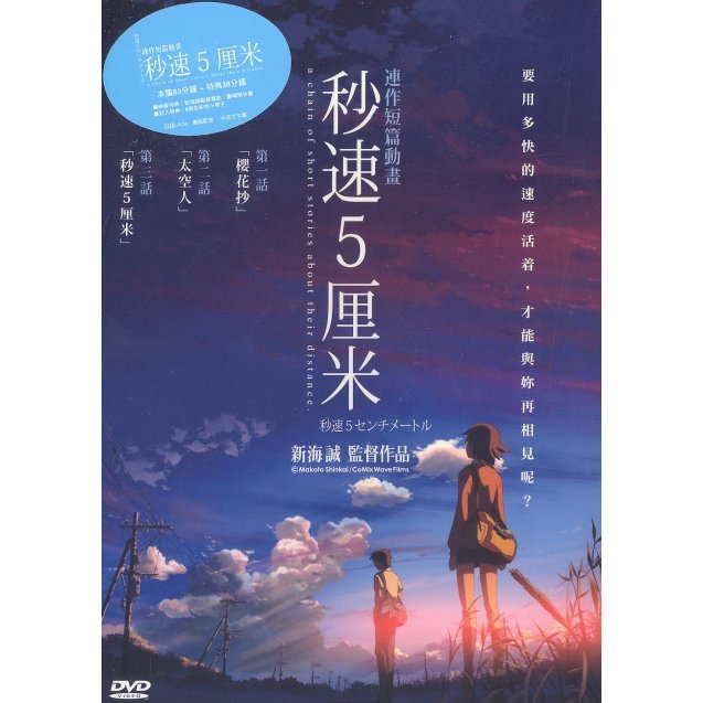 5 Centimeters Per Seconds