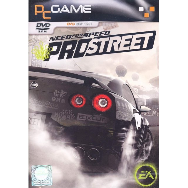 Need for Speed: Pro Street (DVD-ROM)