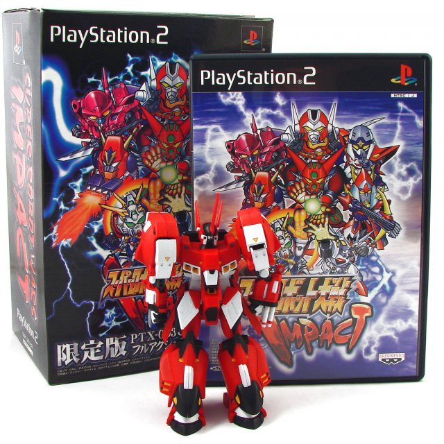 Super Robot Taisen Impact [Limited Edition]