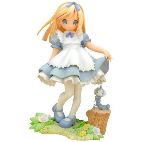 Pop Wonderland 1/8 Scale Pre-Painted PVC Figure: Alice in Wonderland