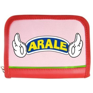 Dr. Slump Soft Card Case (Arale)