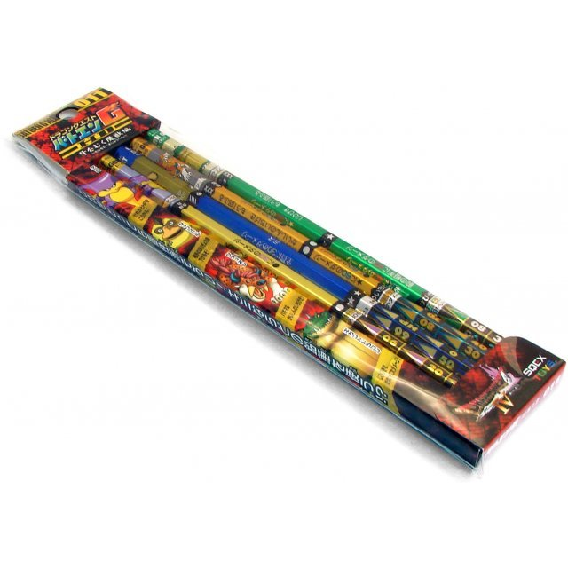 Dragon Quest IV - Batoen G Pencil Set HD 011