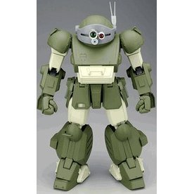 Votoms 1/12 Scale Pre-Painted PVC Figure: Scope Dog Red Turbo Custom