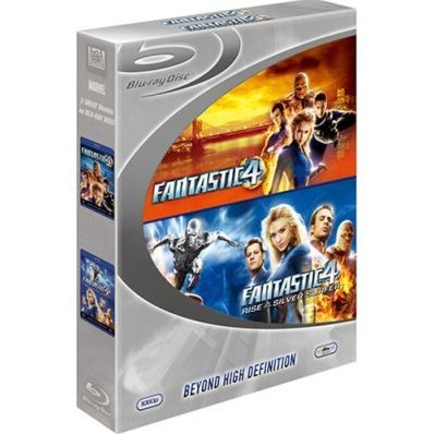 Fantastic Four Blu-ray Disc Box [Limited Edition]