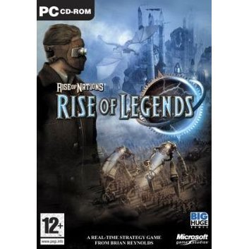 Rise of Nations: Rise of Legends (English language Version)