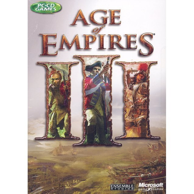 Age of Empires III (English language Version)
