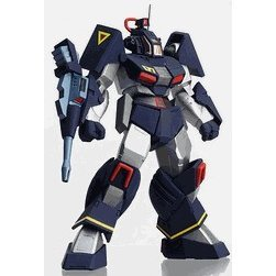 Revoltech Series No. 002 - Dougram Non Scale Pre-Painted PVC Figure: Dougram