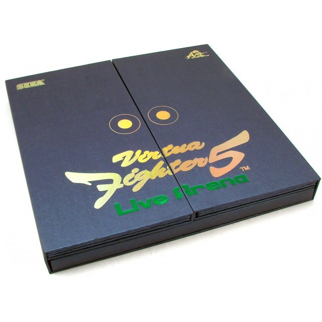 Virtua Fighter 5 Live Arena [Limited Edition]