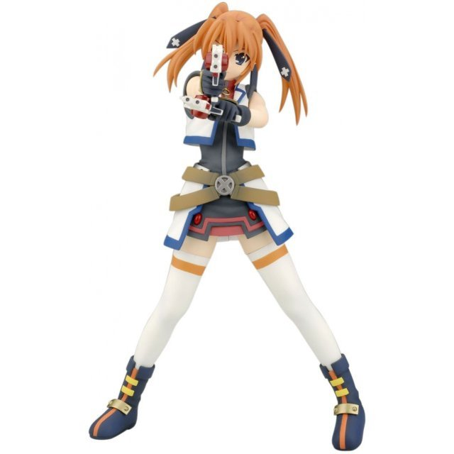 Magical Girl Lyrical Nanoha StrikerS 1/8 Scale Pre-Painted PVC Figure: Teana Lanster