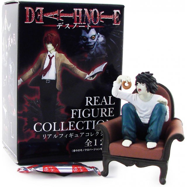 Death Note Real Figure Collection Trading Figure