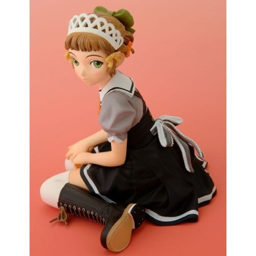 Range Murata PSE Products No.6 1/8 Scale Pre-Painted PVC Figure: Ribbon Style