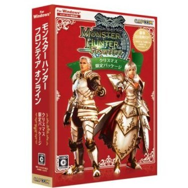 Monster Hunter Frontier Online [Christmas Limited Package]