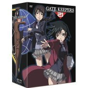 Gatekeepers 21 DVD Box