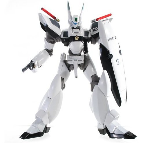The Mobile Police Patlabor Pre-Painted PVC Figure: Ingram AV-0 Peacemaker