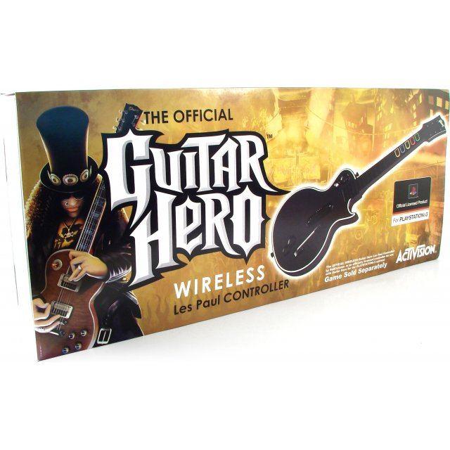 Guitar Hero Wireless Controller  Activision Pa.114491.1