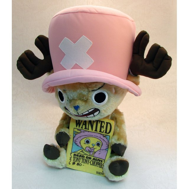 Super DX High Quality One Piece Plush Doll Chopper Figure A