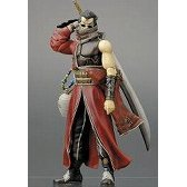 Final Fantasy X Play Arts Pre-Painted Action Figure: Auron (re-run)
