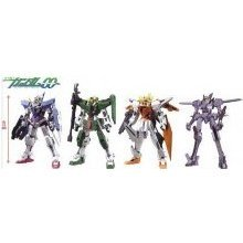 Mobile Suit Gundam 00 Figure Collection 5 Pre-Painted Trading Figure