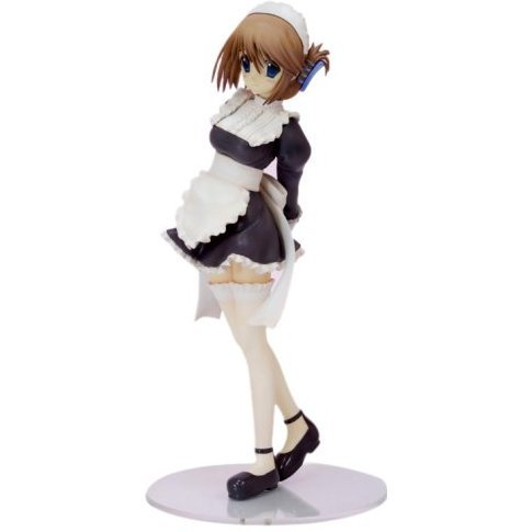 Another Days To Heart 2 1/8 Scale Pre-Painted PVC Figure: Komaki Manaka (Maid Version)