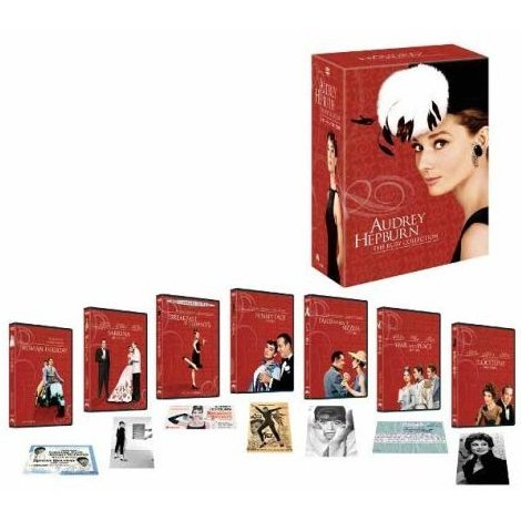 Audrey Hepburn: The Ruby Collection [Limited Edition]