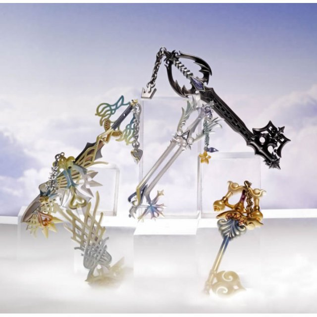 Kingdom Hearts Play Art Arms Box Set