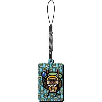 Monster Hunter Screen Cleaning Strap - Mr. Torenya