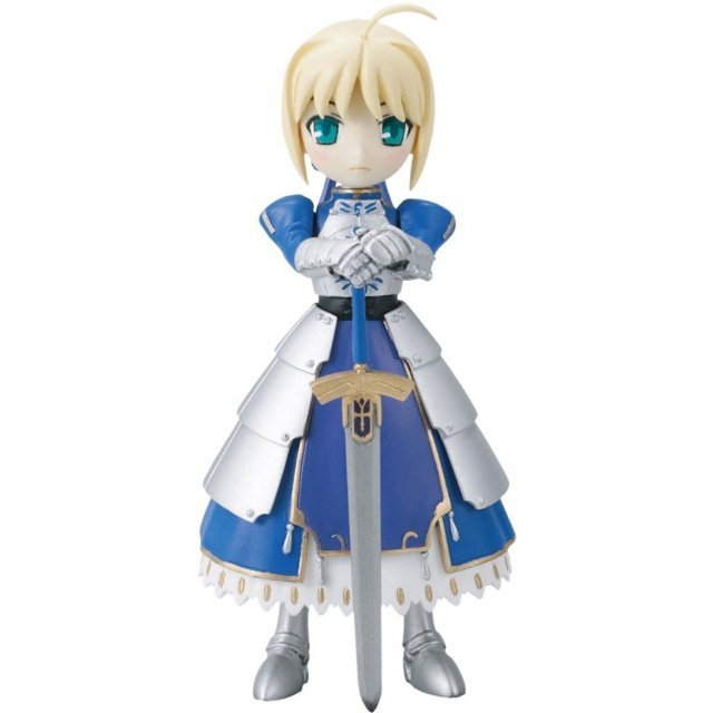 SnapPs Fate/Stay Night Non Scale Pre-Painted PVC Figure: Saber