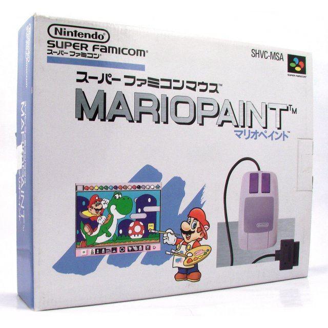 Mario Paint [Mouse Set]