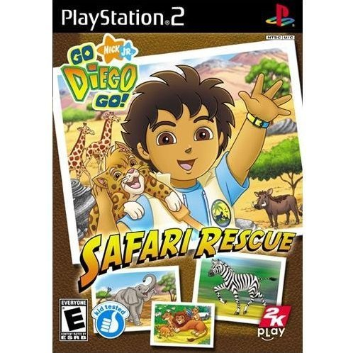Go Diego Go: Safari Rescue